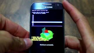 Como Formatar Samsung Galaxy S4 MINI i9192 || Hard Reset, Desbloquear. G-Tech