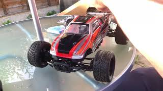RC 1/12 Scale AWD SURGE BUGGY TRUGGY ELECTRIC UNBOXING 4WD