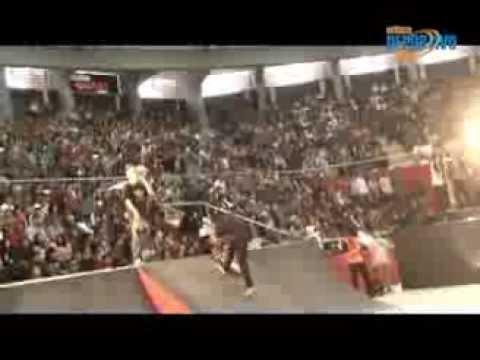 Estuvieron los mejores: Imperio Skate Nike SB 2013 se desarrolló en el Coliseo Dibós