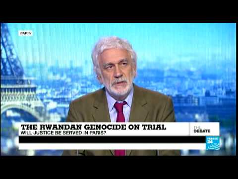 The Rwandan Genocide on Trial (part 1) - #F24Debate