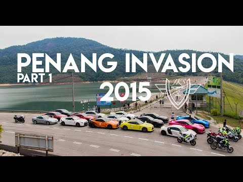 JACKET KOYAK Society Penang Cruize 2015 Part 1/2