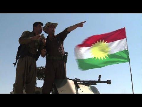 Kurds advance on key Iraq dam, Sunnis hit jihadists