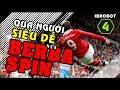 QUA NGƯỜI VỚI SKILL BERBA SPIN TRONG FIFA ONLINE 4