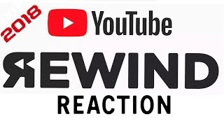 What's inside YouTube Rewind 2018? -Reaction!