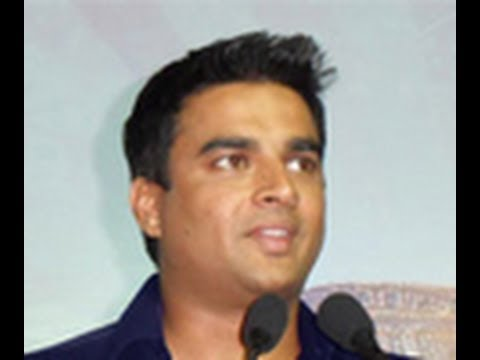 Madhavan speaks for Anna Hazare