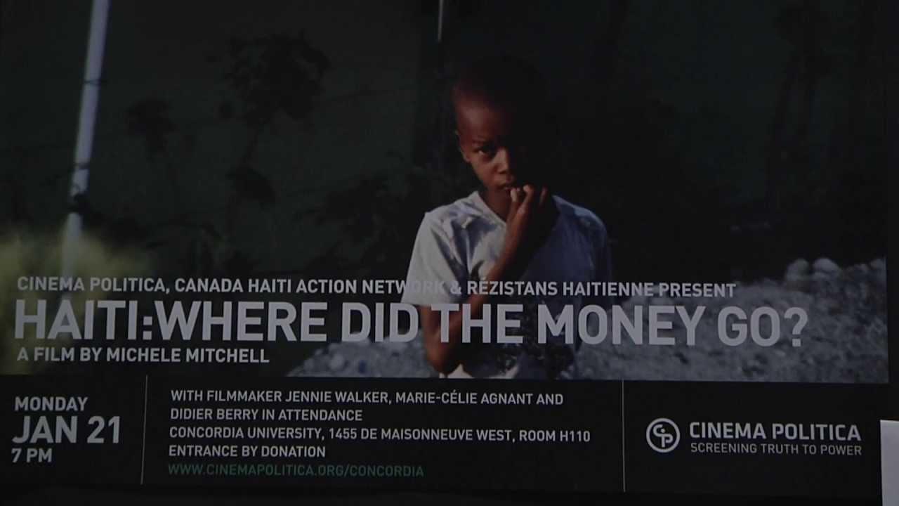 International aid in Haiti a fool's game