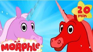 My Magic Unicorn Morphle - Animation for Kids