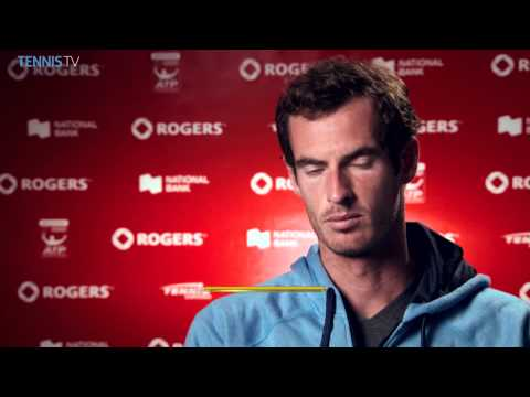 Toronto 2014 Wednesday Highlights Djokovic Murray Raonic