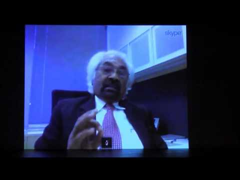Sam Pitroda at OSA2012