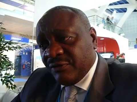 Presidente da EPAL Luanda, Leonídio Ceita