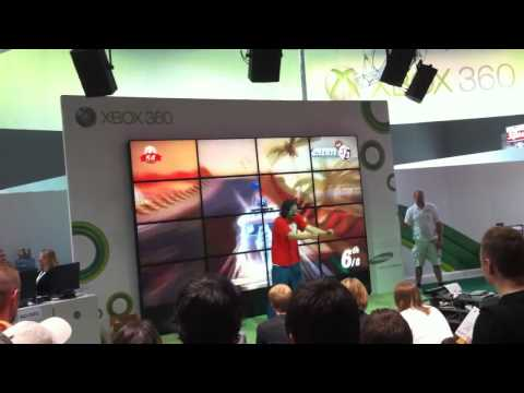 Microsft Kinect Presentation II