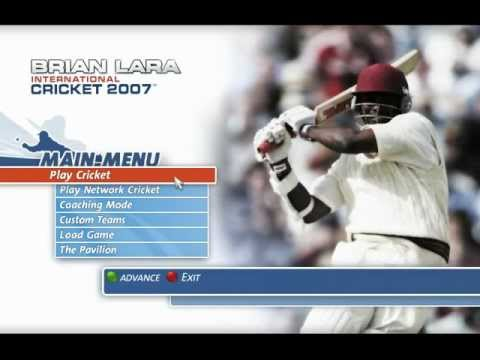 Let's Play Brian Lara International Cricket 2007 Part 1