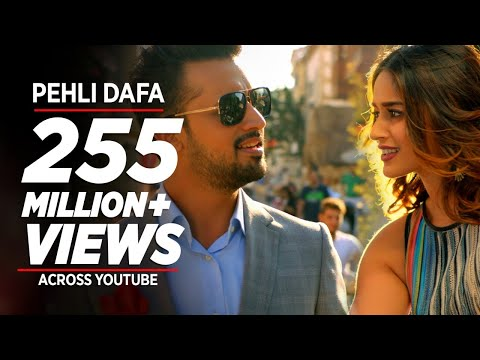 Atif Aslam Pehli Dafa Song Video Ileana DCruz Latest Hindi Song 2017 T Series