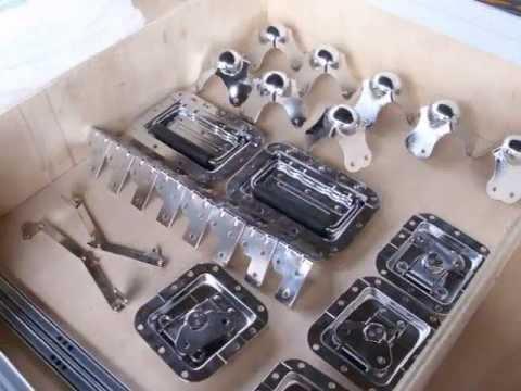 Fabricacion Rack KATFELL