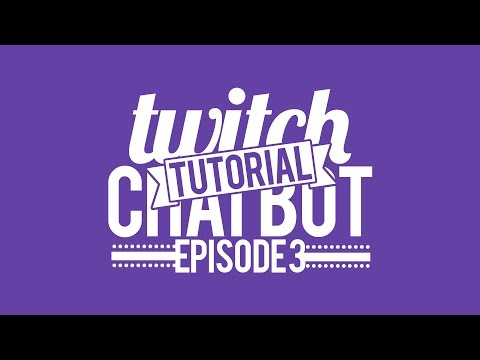 mIRC Tutorial - How to make a Twitch Chat Bot #3 - Timed Announcer