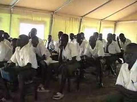 UNICEF: Returning students crowd schools in Southern Sudan