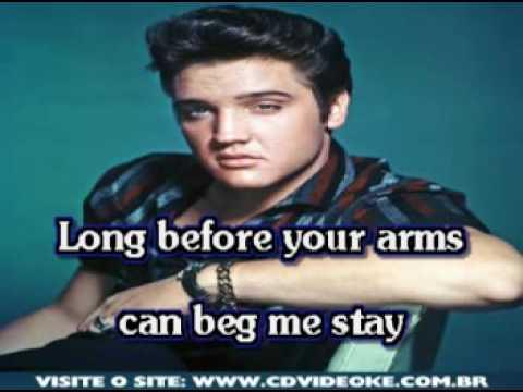 Elvis Presley   Softly As I Leave You