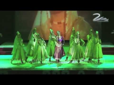 Mughal performanceMujraDil cheez kya haisalame ishqRekha By...