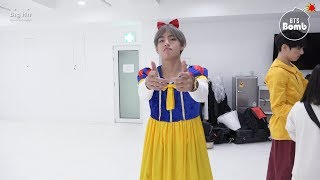 [BANGTAN BOMB] '고민보다 GO (Halloween Ver.)' Behind - BTS (방탄소년단)