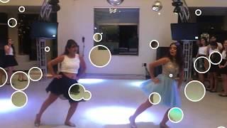 15 ANOS- Pai e Mãe dançam ELA ENCAIXA I DIAMANTY Coreografo
