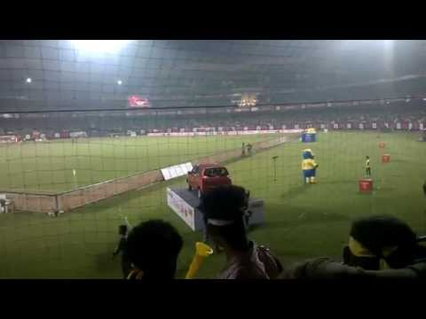 Kerala Blasters FC vs Atletico de Kolkata FC ISL Football Match : Moments.