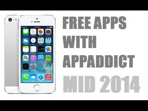 Get Free Paid Apps on iOS 7 Jailbroken (AppAddict) (Installous alternative) [UPDATED]