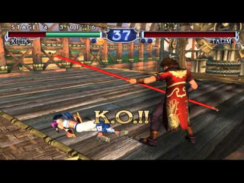 Soul Calibur 2 Full HD gameplay on PCSX2