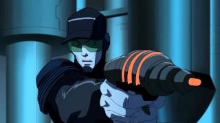 "DC Nation - Young Justice ""Earthlings"" Video Clip #1"