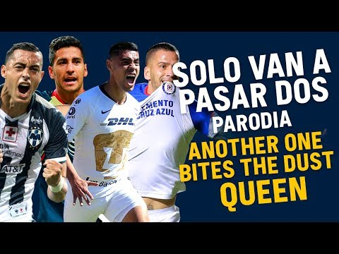 """SOLO VAN A PASAR DOS 
