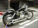 VIRAGO 250 - MOTOS MODIFICADAS