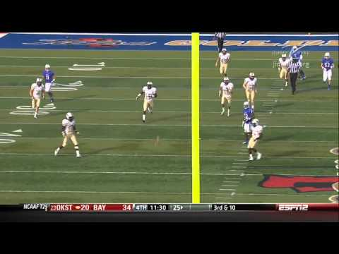 Trey Watts Punt Return Touchdo... is listed (or ranked) 25 on the list The Biggest Plays of 2012