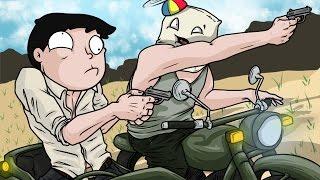 TINY PISTOL SQUAD! - Battlefield 1 Funny Moments