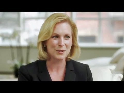 Senator KIRSTEN GILLIBRAND on Choosing Politics || THE CONVERSATION WITH AMANDA DE CADENET