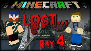 Lost In Minecraft | Modded Minecraft 1.6.4 | Day 4 Getchu Some!