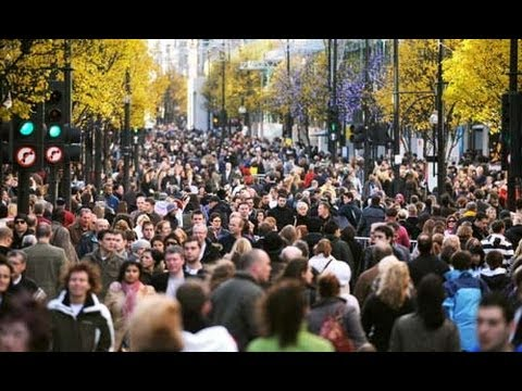 Population growth and climate change explained by Hans Rosling