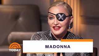 Madonna Opens Up About 'Madame X' & Motherhood - Full Interview | TODAY
