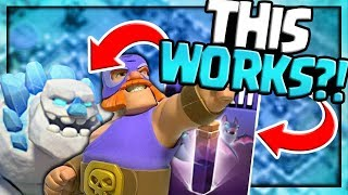 CRAZY Brand NEW Troops / Spells in Clash of Clans, Together!