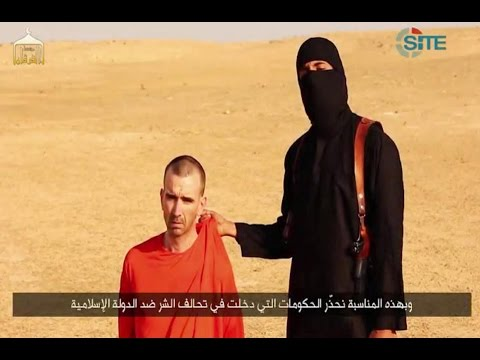 15 September 2014 Breaking News ISIS ISIL surfaced video of British aid David Haines beheaded