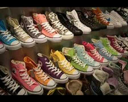 Mix of Converse 2007 all star  - chuck taylor