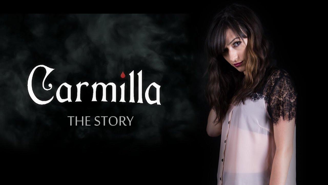 carmilla karnstein the story youtube