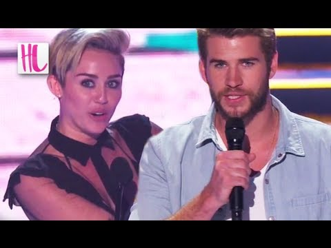 Miley Cyrus Ditched At Teen Choice Awards 2013 By Liam Hemsworth