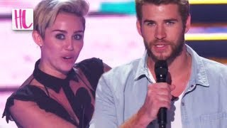 Miley Cyrus Ditched At Choice Awards 2013 By Liam Hemsworth