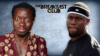 Michael Blackson Trashes Kevin Hart After Breakfast Club Interview