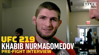 Khabib Nurmagomedov Says Dana White Promised Title Shot With UFC 219 Win - MMA Fighting