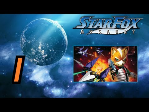 Let´s play Star Fox Assault - Part 1 - Do a Barrel Roll! [GERMAN]