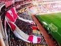 Antalyaspor konyaspor maç öncesi tribün show