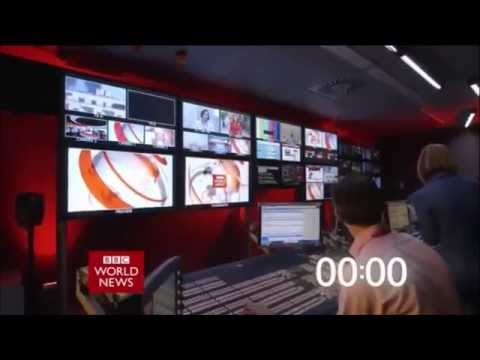 News intros around the world, in 29 countries - 2015
