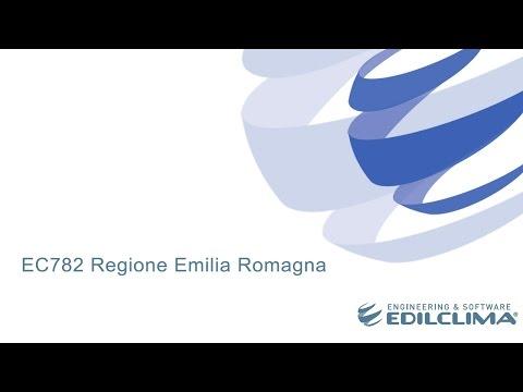 EC782 Regione Emilia Romagna