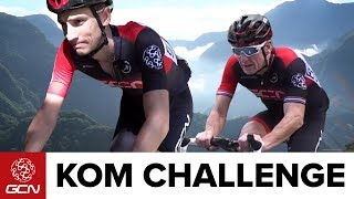 The Taiwan KOM Challenge   The Hardest Climb In The World?