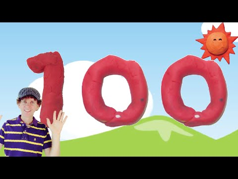Counting To 100 By 1s | Counting Numbers | Children, Preschool, Core Curriculum video
